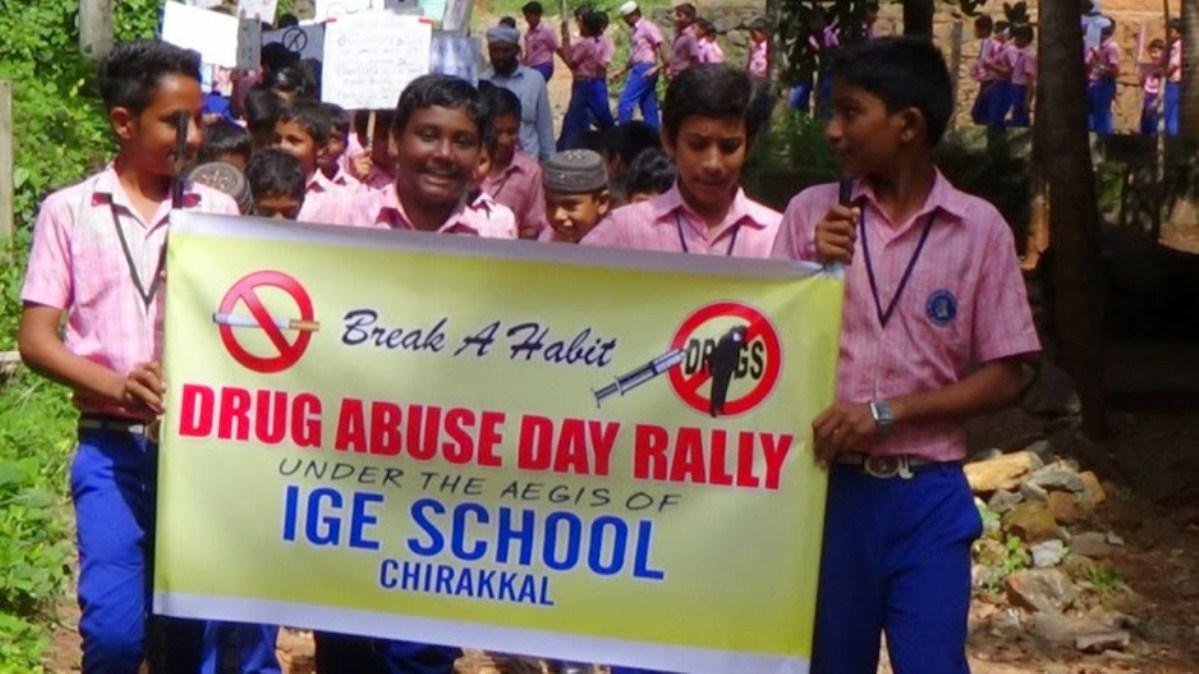 Drug Abuse Day 2014