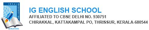 UP Section Result | ig englishschool